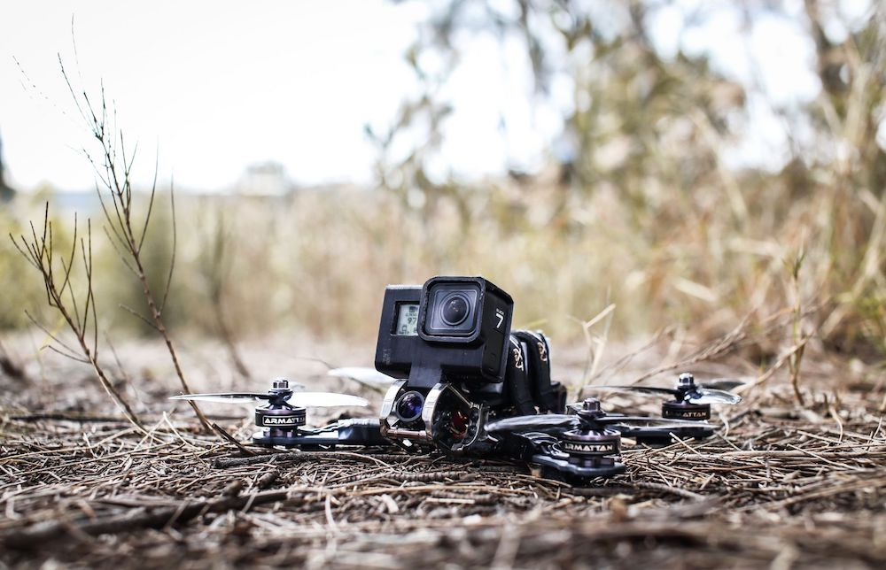 Filmer avec un drone FPV