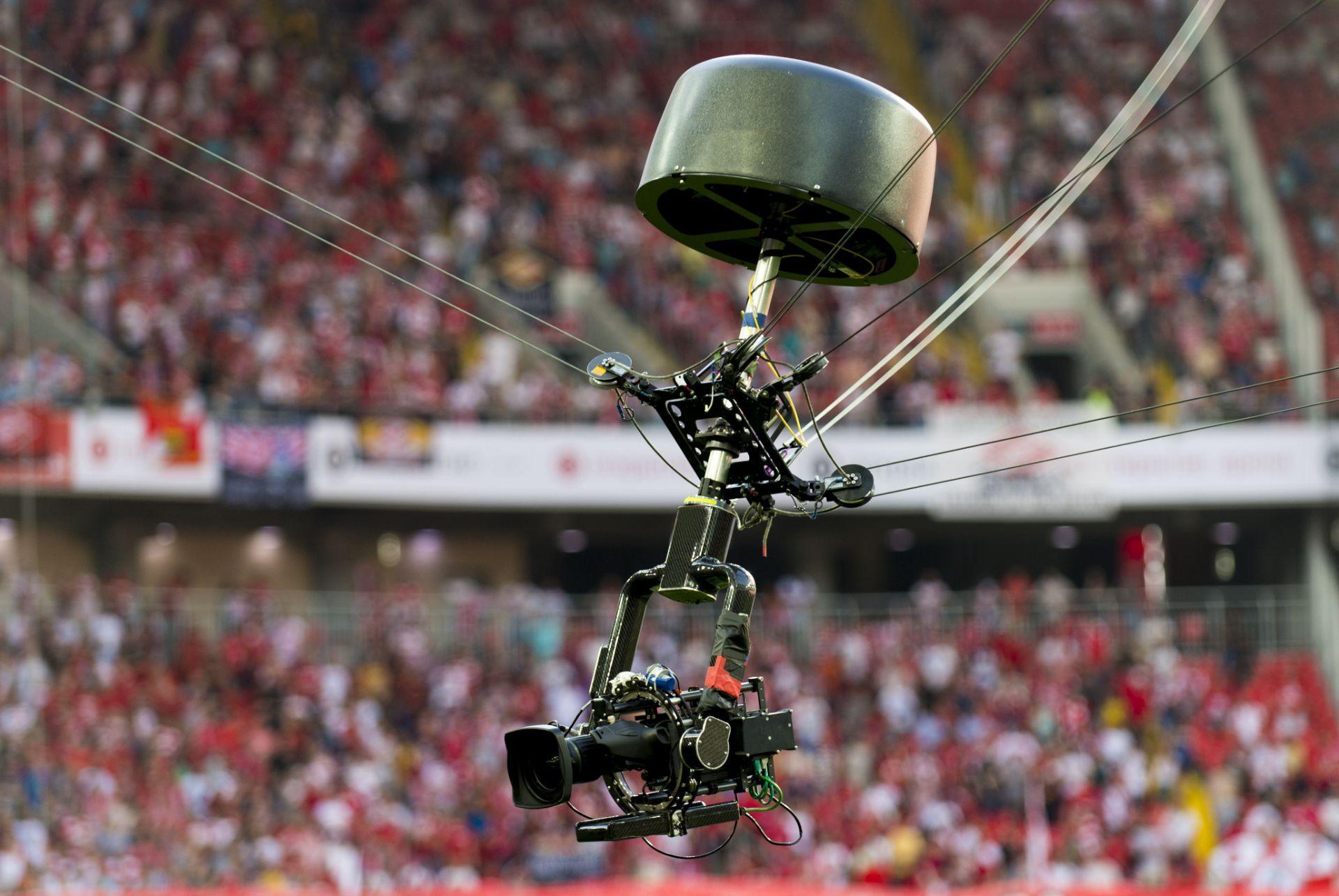 Embaucher un opérateur de caméra par câble