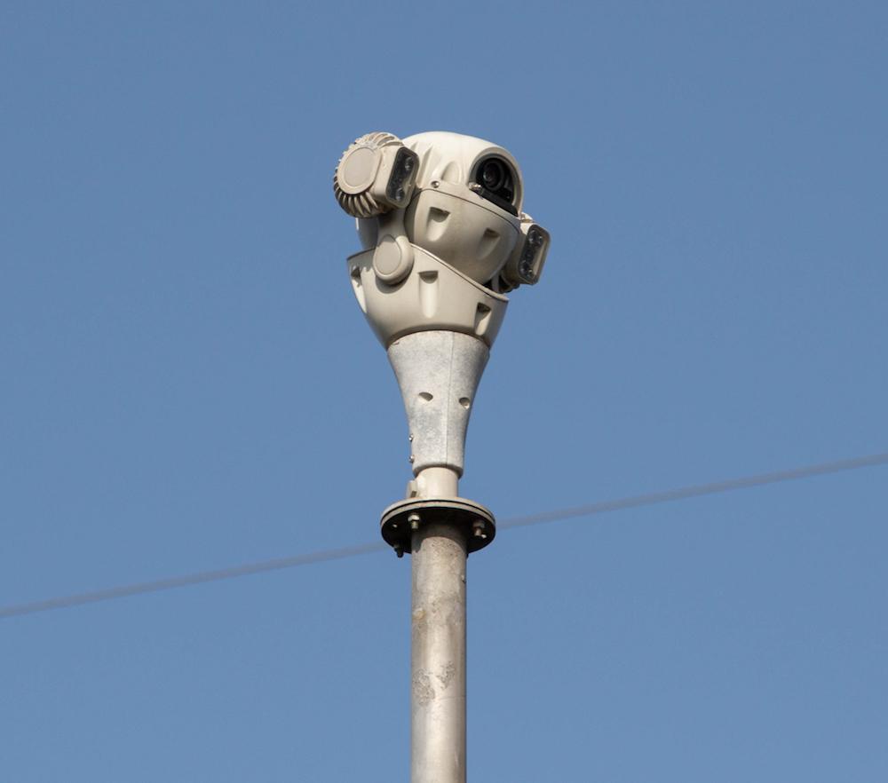 Engagez un photographe de mât élevé